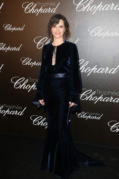 Trophées Chopard Cannes 2017 : Juliette Binoche