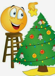 It's emoji day every day. Christmas Emoticons, Emoji Christmas, Christmas Ecards, Merry Christmas, Xmas, Funny Emoticons, Funny Emoji, Emoji Images, Emoji Pictures