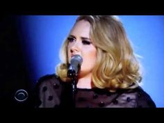 Adele - Rolling in the Deep - Live in  2012 Grammy