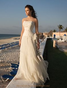 Beautiful Styles of Brides ~ http://VIPsAccess.com/luxury-hotels-caribbean.html