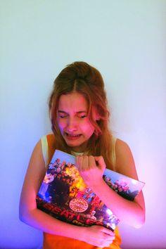 Fangirl Forever by Beth Dunne Model: Jasmine Dunne