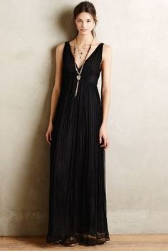 Mes Demoiselles Octavia Maxi Dress #AnthroFave