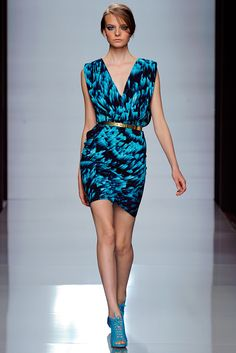 Emanuel Ungaro  Spring 2012 Ready-to-Wear Collection
