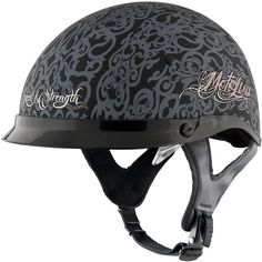 A Review of the Speed and Strength Motolisa Women's SS500DVD Harley Cruiser Motorcycle Helmet