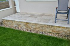 idei trepte contratrepte marmura granit travertin GVB Stone Division Division, Sidewalk, Patio, Stone, Outdoor Decor, Home Decor, Travertine, Rock, Decoration Home