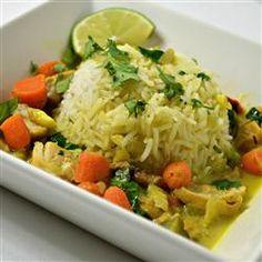 Coconut Chicken Curry Stew Allrecipes.com