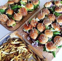Burgers Pinterest: @JENNY