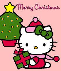Resultado de imagen para hello kitty christmas