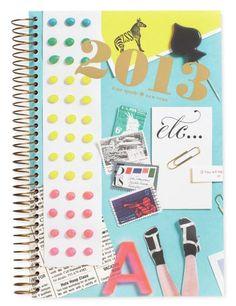 Sweet Paper - Kate Spade 2013 Planner