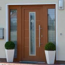 resultado de imagen para puertas modernas de madera para entrada principal