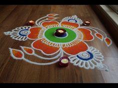 Rangoli designs with colours by Shital Daga ,Freehand rangoli designs, Gudi padwa rangoli Gudi Padwa Rangoli, Easy Rangoli Designs Diwali, Mehndi Designs Feet, Rangoli Designs Latest, Simple Rangoli Designs Images, Rangoli Designs Flower, Free Hand Rangoli Design, Small Rangoli Design, Rangoli Border Designs