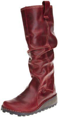 49584d0a Fly London Women's Mina Flat Leather Petrol P210584008 8 UK: Amazon.co.uk:  Shoes & Bags