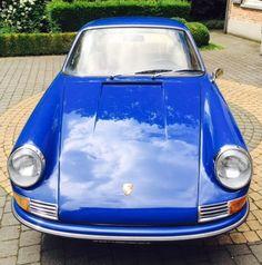 Porsche 912 Ossi Blue Full Matching 1967