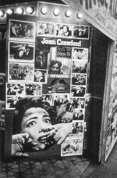 Robert Frank - Detroit, 1955-56.