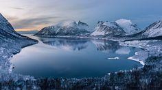 """Polar Night"" by Raagoon  #landscape #photography"