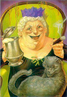 Nanny Ogg: my idol Discworld Characters, Discworld Books, Terry Pratchett Discworld, Female Characters, Nanny Ogg, Wyrd Sisters, Witch Tattoo, My Idol, Fantasy Art