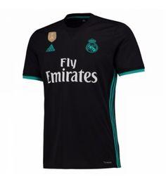 Billiga Fotbollströjor Real Madrid Bortatröja 17-18
