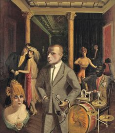Otto Dix - To Beauty, 1922