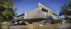 Sobrino House, Argentine by A4estudio