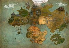 """Thornwall This fantasy town is sheltered within the relative safety of an ancient elven defensive hedge and serves as a home base for the roleplaying game setting """"World of Aetaltis"""" by Marc Tassin. Description from pinterest.com. I searched for this on bing.com/images"""