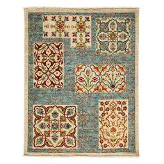 "Bloomingdale's Morris Collection Oriental Rug, 4'3"" x 5'5"""
