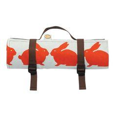 Anorak - Manta de pícnic, diseño de conejos