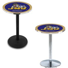 Use this Exclusive coupon code: PINFIVE to receive an additional 5% off the James Madison University Round-Base Bar Table at SportsFansPlus.com