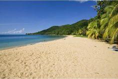 Plage de Grande Anse : Sites touristiques Guadeloupe – Nouvelles Iles