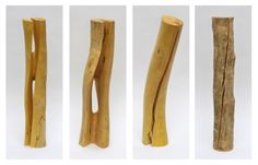 Cuarteto, madera de Boj.  Autor: Luis Clúa