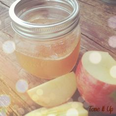 5 Reasons Your Body Needs Apple Cider Vinegar {with tips from the Tone It Up girls...this is a must-read}
