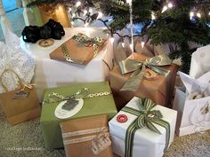 2011 Wrapping Theme