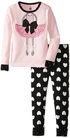 Petit Lem Little Girls' Sweet Ballerina 2 Piece Pant Sleep Set, Pink Tutu, 3 Petit Lem http://www.amazon.com/dp/B00KJ9I24S/ref=cm_sw_r_pi_dp_l4.Yub1F1GGVQ