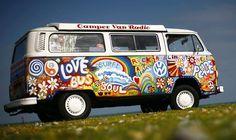 Le van surf and cool ou l'amour du mini-bus