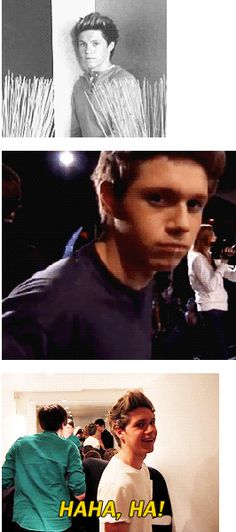 Niall is so wonderfully awkward sometimes. ✌ As am I...So...Yeah....basically, we are perfest for each other....