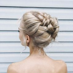 Braided Updo for Every Occasion