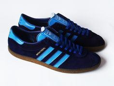 ADIDAS MONTREAL TRAINERS - UBER COOL IF YOU HAVE A PAIR