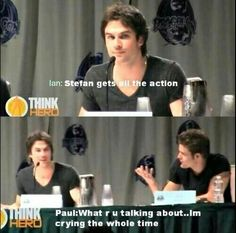 so true, stephan is such a baby!