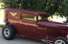 1932 Ford Sedan Delivery featured for sale | Hotrodhotline.com