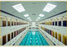 Le piscine di Parigi - Fotogallery di AtCasa.it