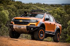 Chevy Colorado XTreme 1
