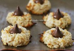 Ground pecans take these Pecan Macaroons to a whole new level. Try this simple recipe for a twist on an old favorite. I love living in Austin. Our house is in an old neighborhood with lots of older people who raised their kids back in the 50's and 60's. When I bought it, my friends...