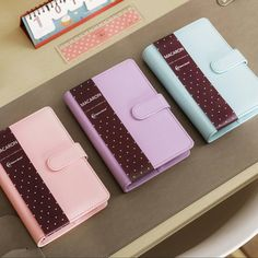 Sweet and dreamy planners .....
