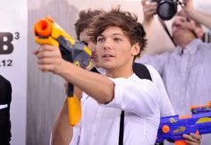 This is probably still one of my favorite shots of Lou ever