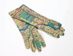 ⇚ Map Quest ⇛ maps & globes in history, art, craft & decor - map gloves