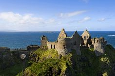 One of the Ultimate Eight attractions along the Causeway Coastal Route.