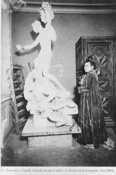 Camille Claudel ( Persée et la Gorgone)