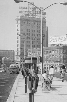 Jersey City History: Journal Square in the 1960s!