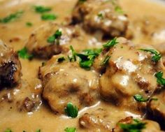 Beyond Meat Vegan Swedish Meatballs - sounds awesome! I may just make these and walk around IKEA for the day...
