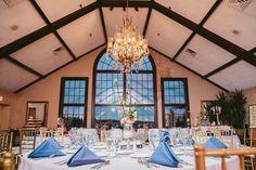 Lake Mohawk Country Club Grand Ballroom wedding reception. Photo Credit: We Are Diamond Eyes Photography.