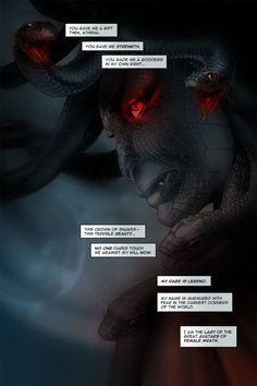 Medusa's Lament Page4 by MMHudson.deviantart.com on @deviantART